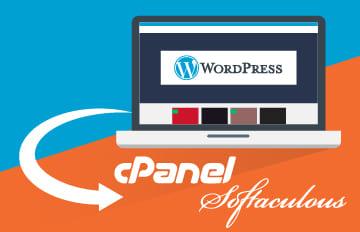 Comment installer WordPress sur cPanel® avec Softaculous ?