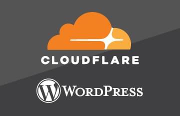 Mettre en place le CDN CloudFlare sur WordPress