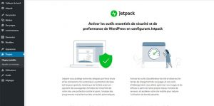 Plugin WP Jetpack