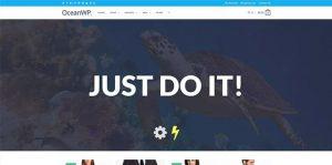 Thème WordPress OceanWP