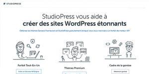 Thème WordPress StudioPress