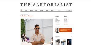 Blog The_Sartorialist