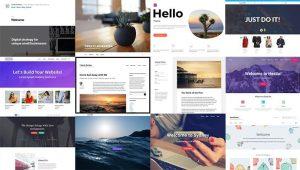 un site web WordPress