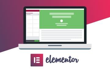 Tutoriel WordPress Elementor : Présentation de l'interface
