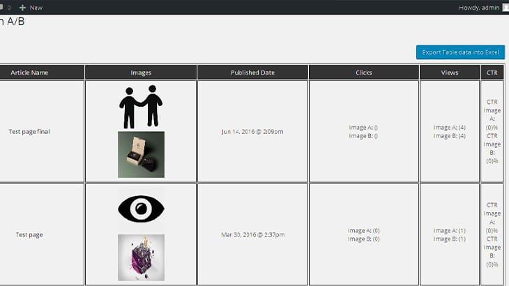 Plugin A/B Image Optimizer