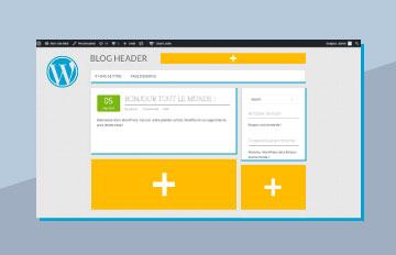 Guide Widgets WordPress
