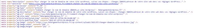 réparer les images WordPress