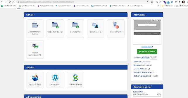 choisir un hébergement WordPress