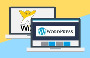 Wix VS WordPress : Lequel choisir pour construire votre site ?